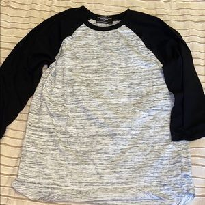 Forever 21 3/4 long sleeve